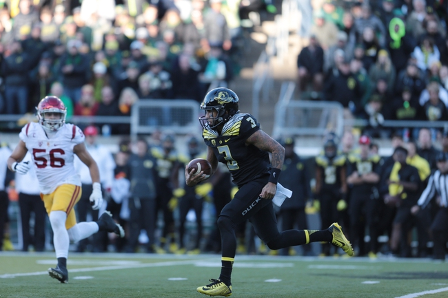 Oregon Ducks vs. Oregon State Beavers - 11/27/15 College Football Pick, Odds, and Prediction