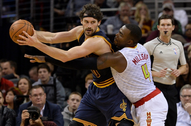 Atlanta Hawks vs. Cleveland Cavaliers - 4/1/16 NBA Pick, Odds, and Prediction