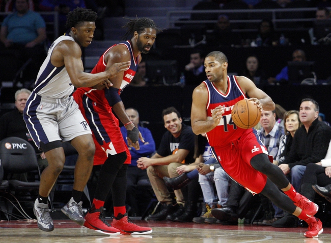 Wizards vs. Pistons - 2/19/16 NBA Pick, Odds, and Prediction