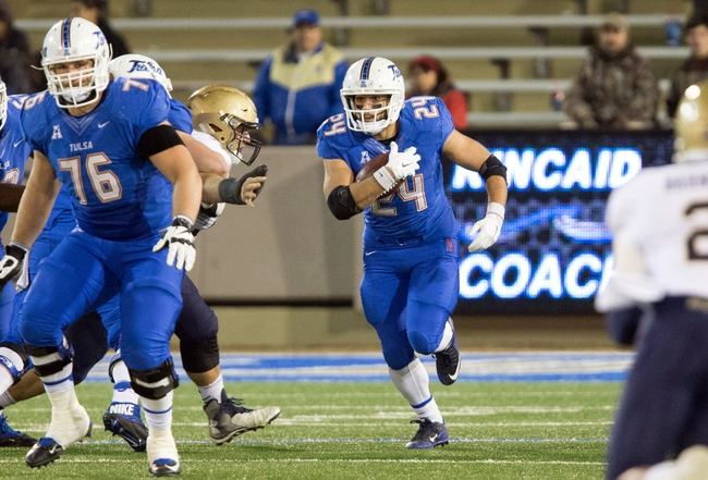 Tulane Green Wave vs. Tulsa Golden Hurricane - 11/27/15 College Football Pick, Odds, and Prediction