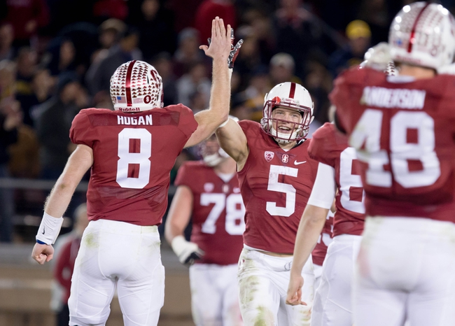 Notre Dame at Stanford - 11/28/15 College Football Pick, Odds, and Prediction