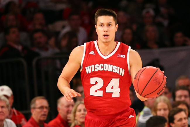 Wisconsin vs. Prairie View A&M - 11/25/15 College Basketball Pick, Odds, and Prediction
