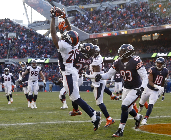 Chicago Bears vs. Denver Broncos - 8/11/16 NFL Pick, Odds, and Prediction