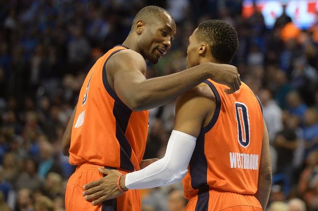 Oklahoma City Thunder vs. Orlando Magic - 11/13/16 NBA Pick, Odds, and Prediction