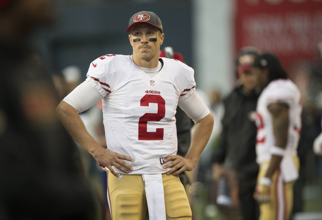 49ers vs. Cardinals - 11/29/15 NFL Pick, Odds, and Prediction