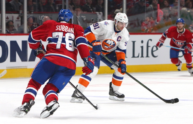 New York Islanders vs. Montreal Canadiens - 10/26/16 NHL Pick, Odds, and Prediction