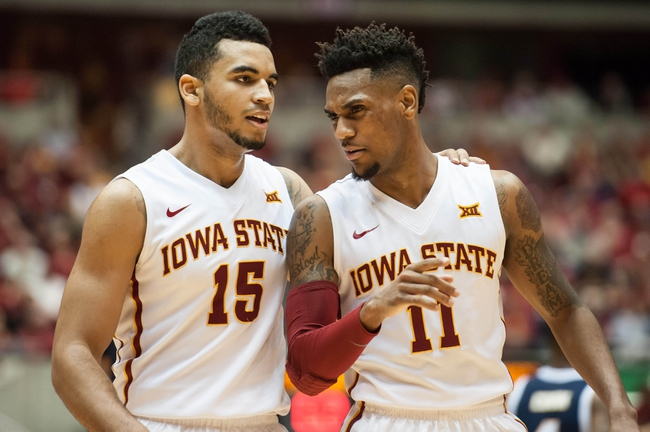 Iowa State vs. Virginia Tech - 11/27/15 College Basketball Pick, Odds, and Prediction