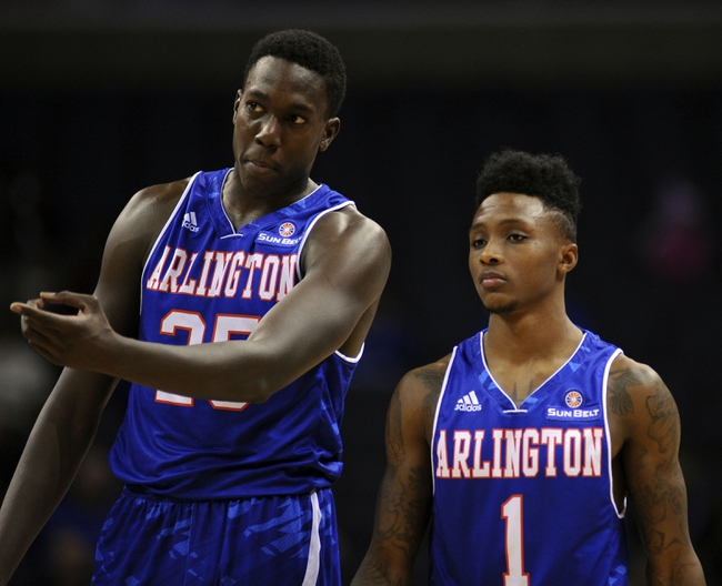 Savannah State Tigers vs. Texas-Arlington Mavericks - 3/16/16 College Basketball Pick, Odds, and Prediction
