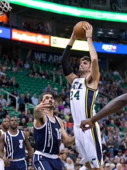 Utah Jazz vs. Oklahoma City Thunder - 12/11/15 NBA Pick, Odds, and Prediction