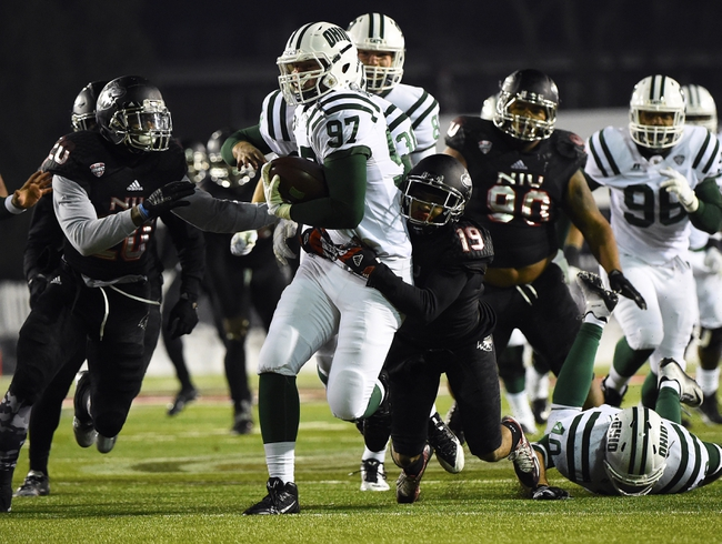 Camellia Bowl--Appalachian State Mountaineers vs. Ohio Bobcats - 12/19/15 College Football Pick, Odds, and Prediction
