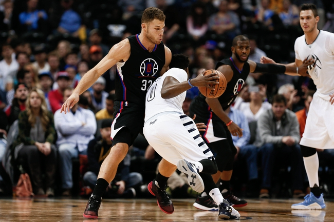 Denver Nuggets at Los Angeles Clippers  - 2/24/16 NBA Pick, Odds, and Prediction