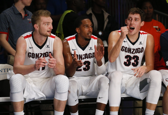 Texas A&M vs. Gonzaga - 11/26/15 College Basketball Pick, Odds, and Prediction