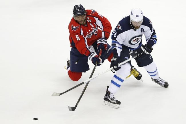Winnipeg Jets vs. Washington Capitals - 12/5/15 NHL Pick, Odds, and Prediction