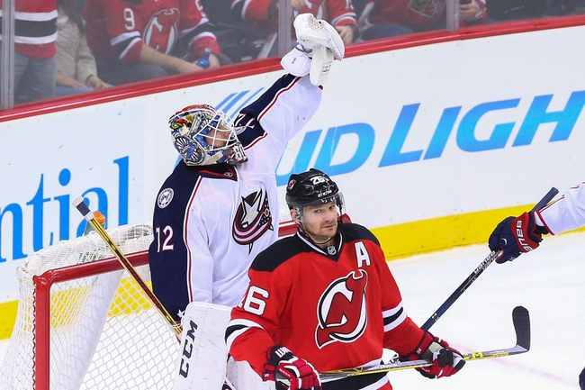 Columbus Blue Jackets vs. New Jersey Devils - 3/19/16 NHL Pick, Odds, and Prediction