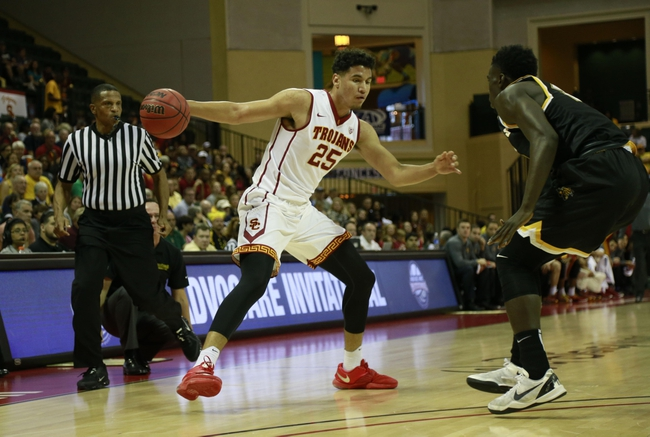 USC Trojans vs. Yale Bulldogs - 12/13/15 College Basketball Pick, Odds, and Prediction
