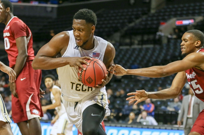 Georgia Tech Yellow Jackets vs. Wofford Terriers - 12/1/15 College Basketball Pick, Odds, and Prediction