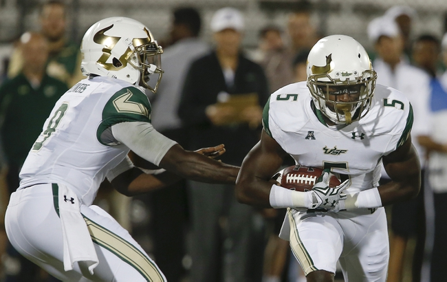 Western Kentucky vs. South Florida - 12/21/15 Miami Beach Bowl College Football Pick, Odds, and Prediction