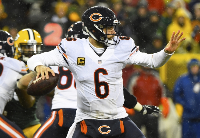 Chicago Bears at Green Bay Packers 11/26/15 NFL Score, Recap, News and Notes