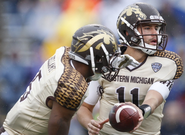 Terrell, Bogan lead Western Michigan over Northwestern