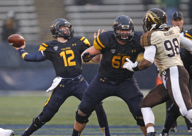 Western Michigan Broncos vs. Toledo Rockets - 11/25/16 College Football Pick, Odds, and Prediction