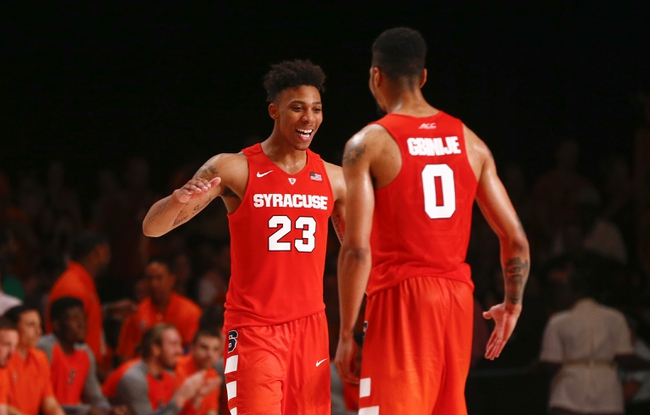 Syracuse vs. Wisconsin - 12/2/15 College Basketball Pick, Odds, and Prediction