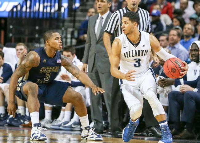 Saint Joseph's Hawks vs. Villanova Wildcats - 12/1/15 College Basketball Pick, Odds, and Prediction