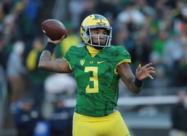 Valero Alamo Bowl - Oregon Ducks vs. TCU Horned Frogs - 1/2/16 College Football Pick, Odds, and Prediction