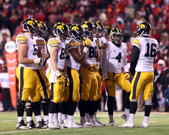 Iowa vs. Michigan State - 12/5/15 College Football Pick, Odds, and Prediction