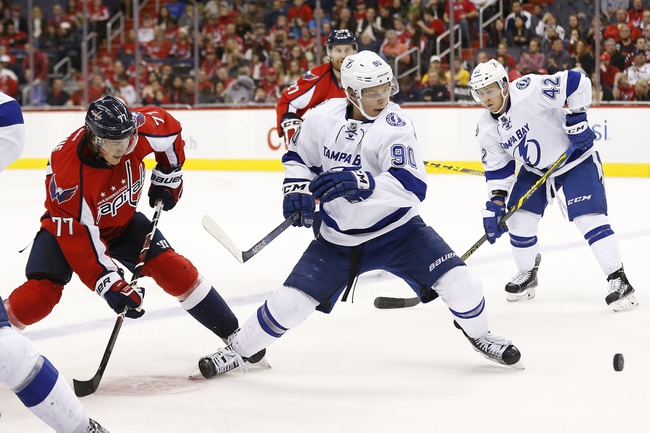 Tampa Bay Lightning vs. Washington Capitals - 12/12/15 NHL Pick, Odds, and Prediction