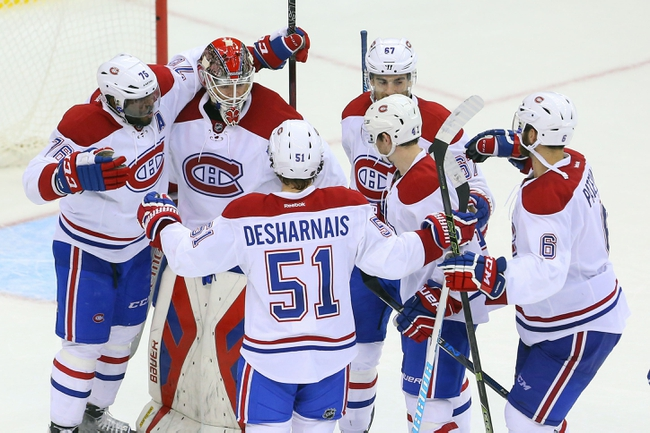 Montreal Canadiens vs. New Jersey Devils - 11/28/15 NHL Pick, Odds, and Prediction