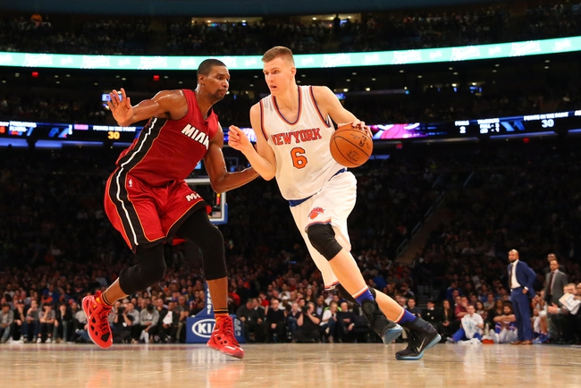 Miami Heat vs. New York Knicks - 1/6/16 NBA Pick, Odds, and Prediction