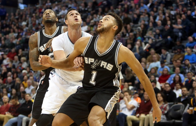 Nuggets at Spurs - 12/26/15 NBA Pick, Odds, and Prediction