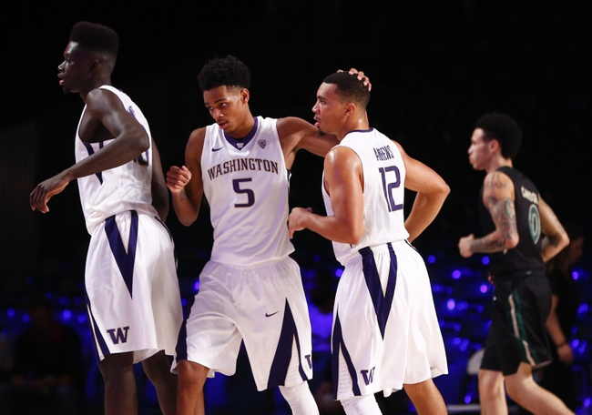 Washington vs. CS Fullerton - 12/6/15 College Basketball Pick, Odds, and Prediction