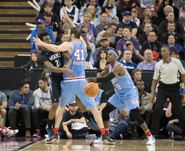Minnesota Timberwolves vs. Sacramento Kings - 12/18/15 NBA Pick, Odds, and Prediction