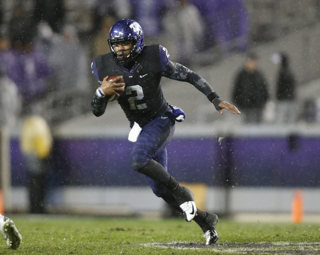 TCU vs. Oregon - 1/2/16 College Football Alamo Bowl Pick, Odds, and Prediction