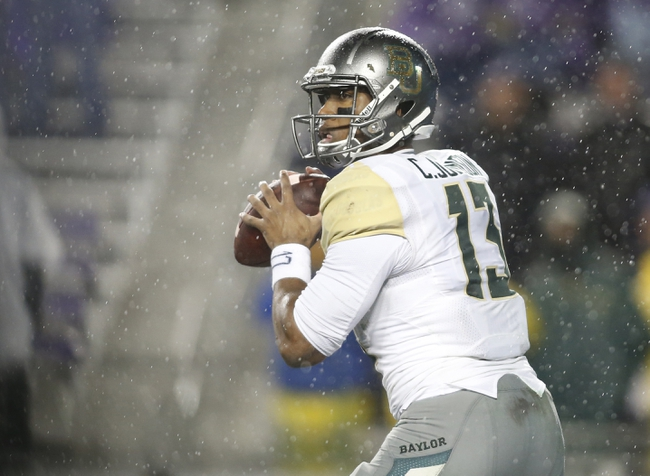 Baylor vs. Texas - 12/5/15 College Football Pick, Odds, and Prediction