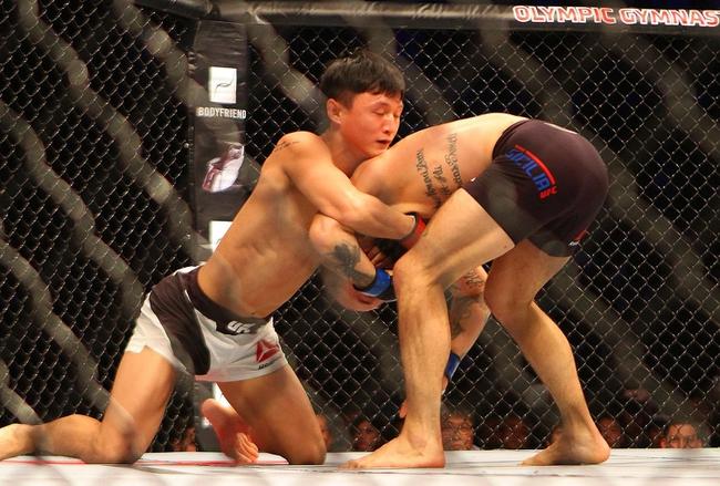 Doo Ho Choi vs. Thiago Tavares UFC Pick, Preview, Odds, Prediction - 7/8/16