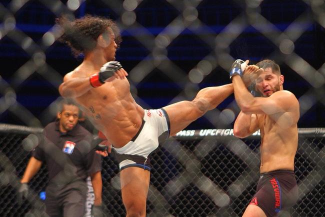 Jorge Masvidal vs. Lorenz Larkin UFC Fight Night 88 Pick, Preview, Odds, Prediction - 5/29/16