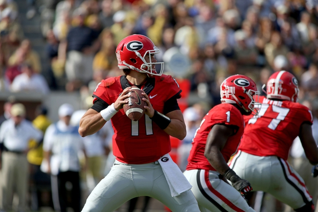 Taxslayer Bowl - Georgia Bulldogs vs. Penn State Nittany Lions - 1/2/16 College Football Pick, Odds, and Prediction