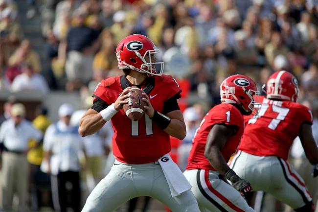 Penn State vs. Georgia - 1/2/16 College Football Taxslayer Bowl Pick, Odds, and Prediction