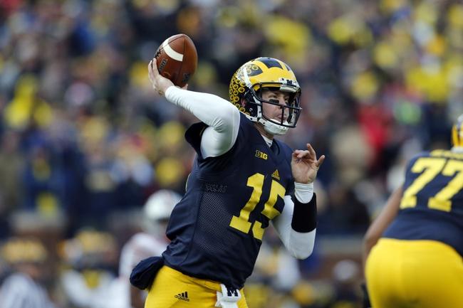 Michigan vs. Florida - 1/1/16 College Football Citrus Bowl Pick, Odds, and Prediction