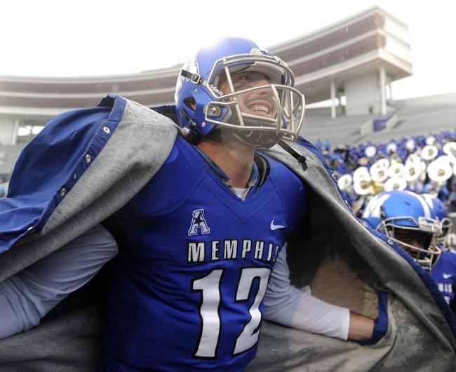 Memphis vs. Auburn - 12/30/15 College Football Birmingham Bowl Pick, Odds, and Prediction