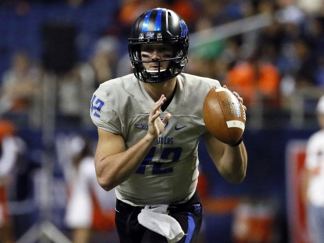 North Texas vs. Middle Tennessee - 10/1/16 College Football Pick, Odds, and Prediction