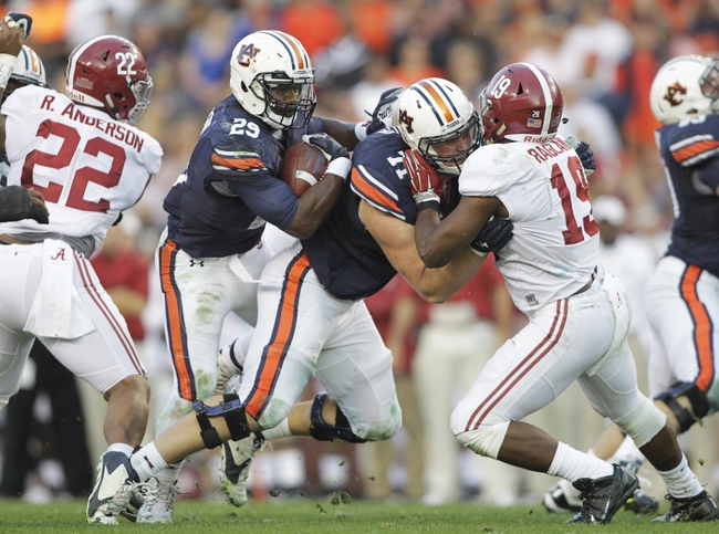 Auburn vs. Clemson - 9/3/16 College Football Pick, Odds, and Prediction