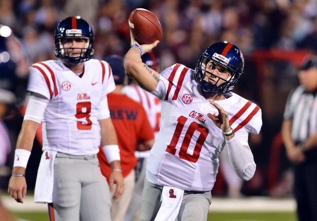 Oklahoma State vs. Ole Miss - 1/1/16 College Football Sugar Bowl Pick, Odds, and Prediction