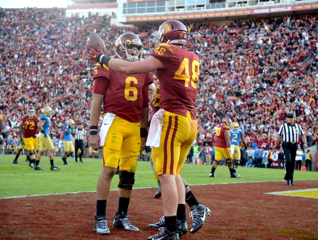 Stanford vs. USC - 12/5/15 College Football Pick, Odds, and Prediction