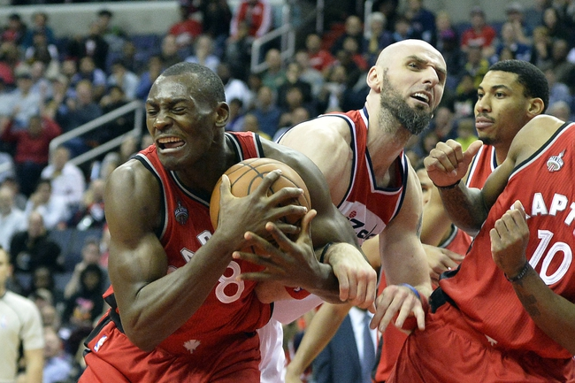 Toronto Raptors vs. Washington Wizards - 12/30/15 NBA Pick, Odds, and Prediction