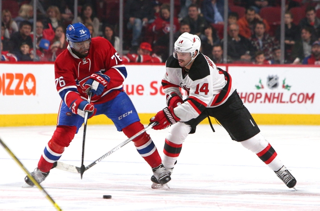 Montreal Canadiens vs. New Jersey Devils - 1/6/16 NHL Pick, Odds, and Prediction