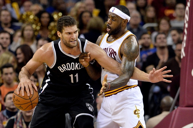 Nets vs. Cavaliers - 1/20/16 NBA Pick, Odds, and Prediction