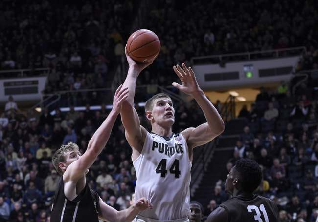 Pittsburgh Panthers vs. Purdue Boilermakers - 12/1/15 College Basketball Pick, Odds, and Prediction